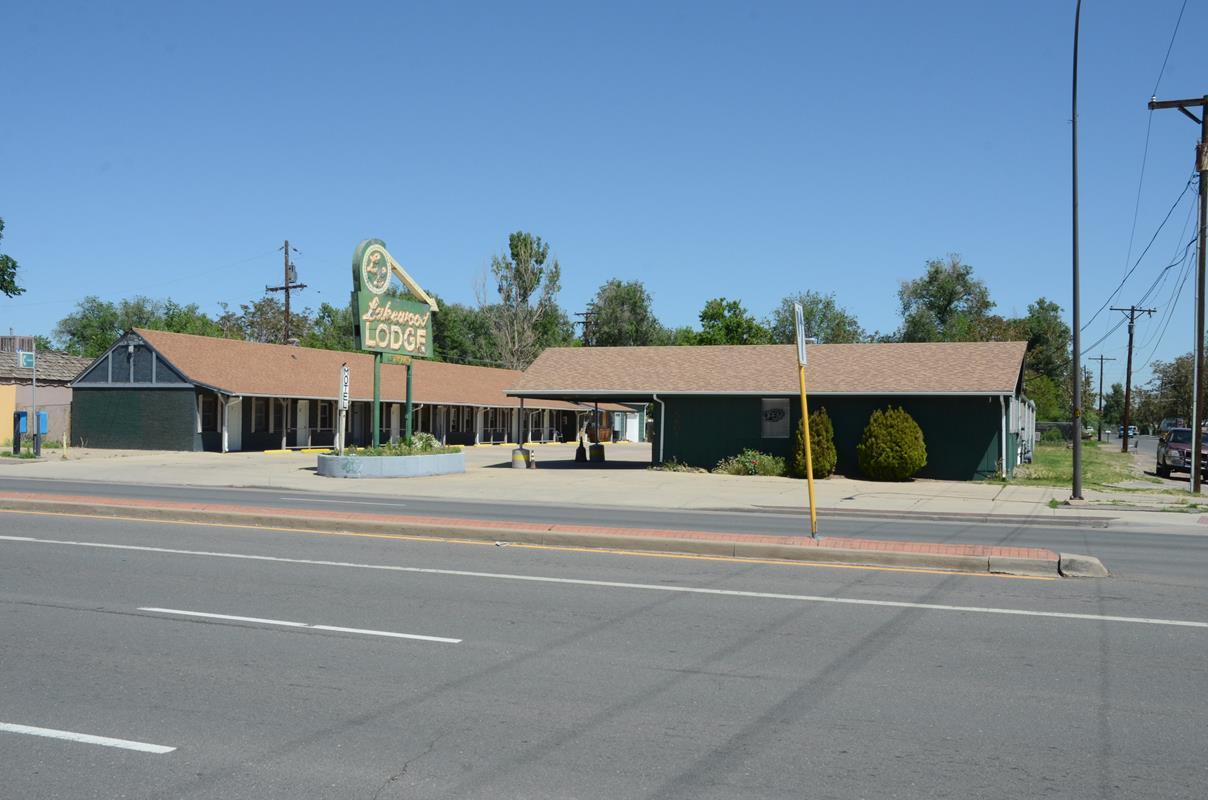 Lakewood Colorado Usa Buildings Sheridan To Harlan