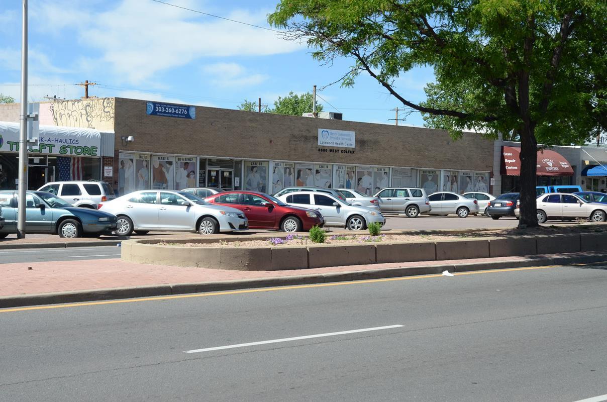 Lakewood Colorado Usa Buildings Carr To Glen Moor