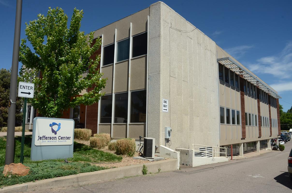 Lakewood Colorado Usa Buildings Glen Moor To Kipling